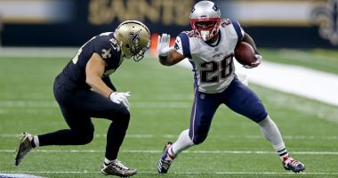 James White on OMF details playing with 3 wide receivers: 'I think guys accepted the challenge'