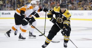 Bruins 2, Flyers 1: These changes are going to ruin the NHL