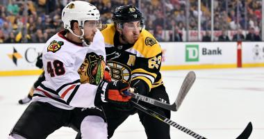 Report: Bruins will play Blackhawks in 2019 Winter Classic