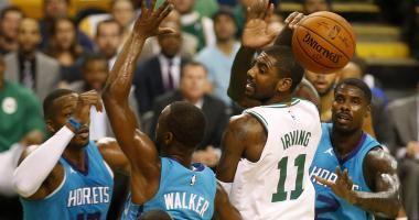 Celtics 94, Hornets 82: New Big Three debuts with a pass-happy night