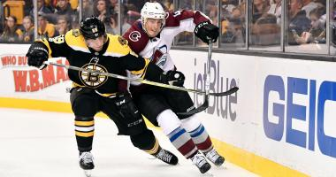Bruins hope to make winning adjustments vs. Avalanche