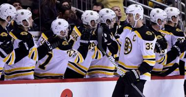 Bruins 6, Coyotes 2: Zdeno Chara puts team on his back