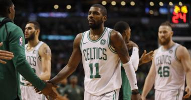 Kyrie Irving credits early season success to newfound vegan diet