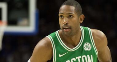 Al Horford (concussion) upgraded to questionable vs. Hornets