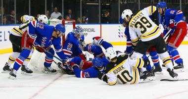 Rangers 4, Bruins 2: This is not sustainable