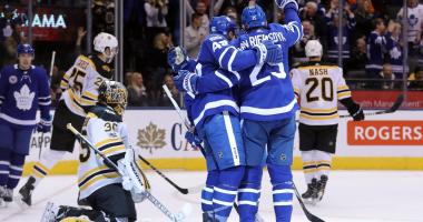 Maple Leafs 3, Bruins 2: No loser point happiness here