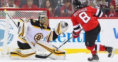 Anderson: Bruins' Khudobin bringing throwback vibe to goalie controversy