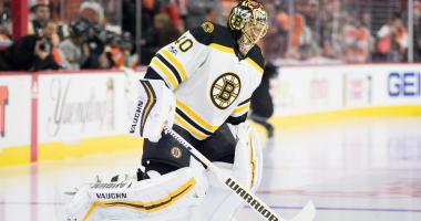 Tuukka Rask will start Thursday vs. Coyotes