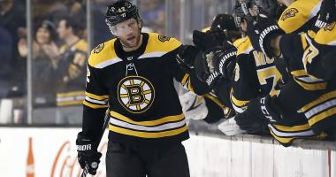 Anderson: Bruins finally find perfect spot for David Backes