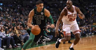 Jayson Tatum named Eastern Conference Rookie of the Month