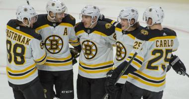 5 New Year's Resolutions with the Bruins in mind