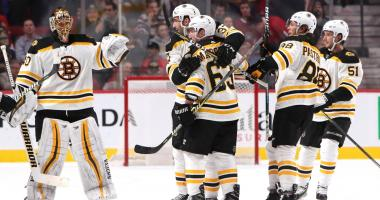 Bruins 4, Canadiens 3: Another big win that will go unnoticed