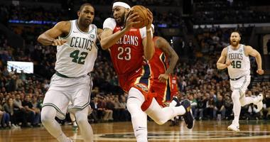 Pelicans 116, Celtics 113: Boogie and The Brow end C's comeback