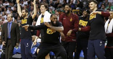 Anderson: OK, the Cavs are a little scary (again)