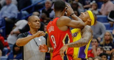 Rajon Rondo brought up video tribute in heated spat with Isaiah Thomas