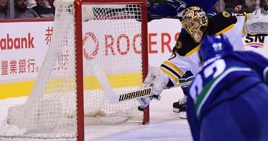 Canucks 6, Bruins 1: Bruins begin road trip with a disaster