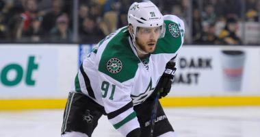 Tyler Seguin reintroduced himself to Boston this weekend