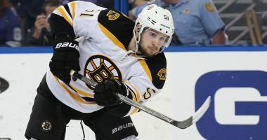 Anderson: Bruins shouldn't walk away from Ryan Spooner