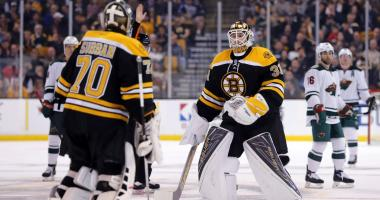 Bruins re-sign Zane McIntyre, Malcolm Subban to identical deals