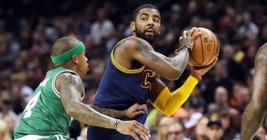 Kyrie Irving dismisses obligations to LeBron James in captivating 'First Take' interview