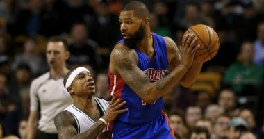 Marcus Morris happy for chance at NBA title with Celtics