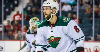 Report: Bruins interested in Wild's Marco Scandella