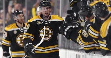 Bruins re-sign Tim Schaller to one-year deal