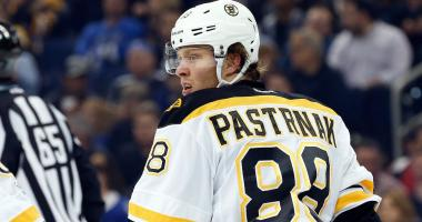 Anderson: Bruins and David Pastrnak making new deal harder than it needs to be