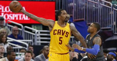 J.R. Smith and Cavaliers aren't worrying about Celtics just yet