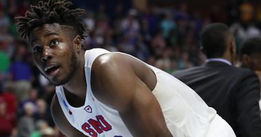 Celtics draft SMU's Semi Ojeleye with 37th overall pick