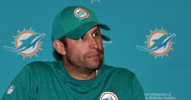 Dolphins coach Adam Gase: Playing Patriots twice a year is a good thing