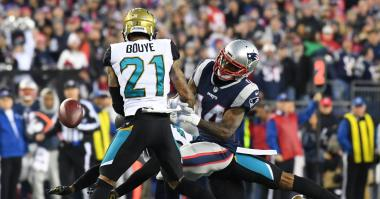 Jaguars unhappy with discrepancy in penalties during AFC championship