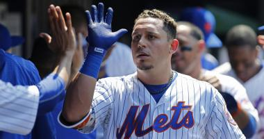 Report: Mets' Asdrubal Cabrera, Wilmer Flores, TJ Rivera 3B 'alternatives' for Red Sox