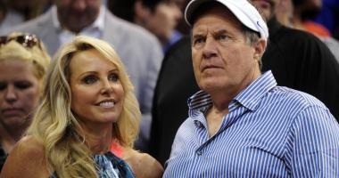 Bill Belichick, Linda Holliday on cover of Nantucket Magazine, deemed America's Winningest Team