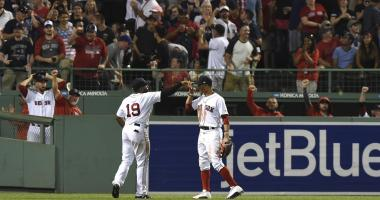 Red Sox primetime TV ratings down 15 percent this season, but still near top of the league