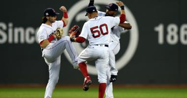 Red Sox report: Mookie Betts believes Red Sox 'could have had more fun' in 2017