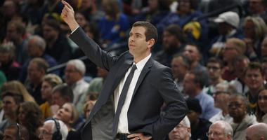 Brad Stevens critical of Celtics heading into All-Star break