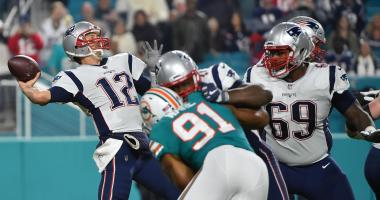 Patriots and Celtics produce most futile night together in 26 years
