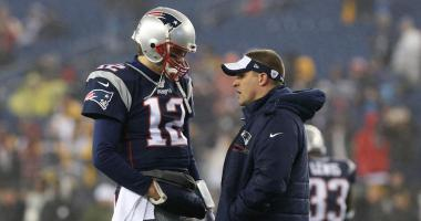 Tom Brady apologizes to Josh McDaniels for sideline spat in Buffalo