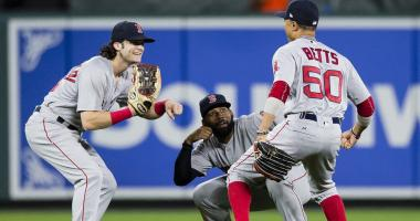 Red Sox clinch postseason berth in wee hours of morning