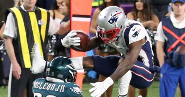 Eagles' Rodney McLeod questions Brandin Cooks trying to jump over him in Super Bowl LII: I was like, 'What are you doing?'