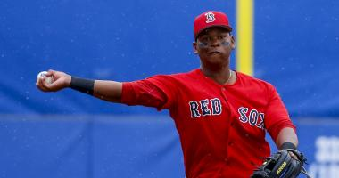 Wednesday Red Sox Farm Report: Rafael Devers records 2 hits, Bryce Brentz hits 20th home run