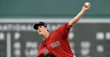 Red Sox notes: Drew Pomeranz expected to pitch Wednesday, David Price still not throwing