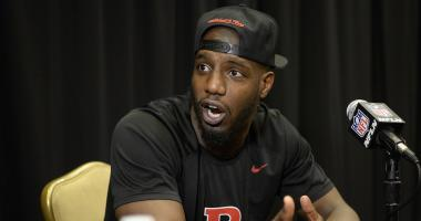 Duron Harmon on OMF: I ignore Donald Trump's tweets because I don't want to condone 'ignorance'
