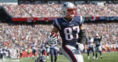 Why Rob Gronkowski enjoyed blocking J.J. Watt in win over Texans