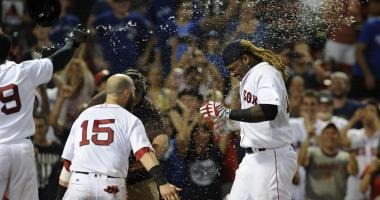 Red Sox lineup: Hanley Ramirez sits following hitting game-winning home run
