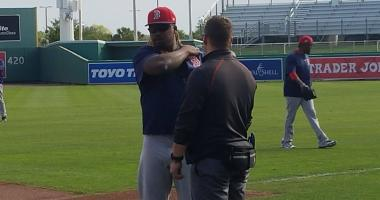 The concerns over Hanley Ramirez's shoulders continue