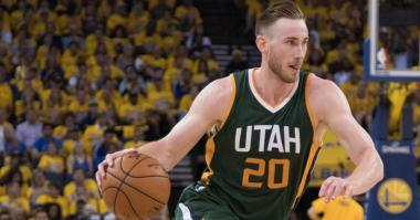 Gordon Hayward is a gamer, and not just on the basketball court