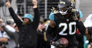 Jaguars CB Jalen Ramsey accuses Patriots of trying to gas him up