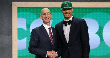 Jayson Tatum has 5th-best odds of winning NBA Rookie of the Year
